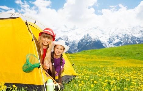 Туристические лагеря