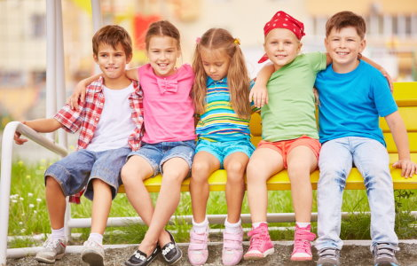 Детские лагеря для малышей