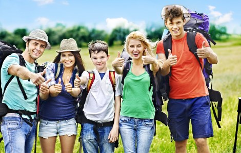 Детские лагеря для подростков