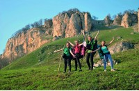 "Children's camps of Dmitry and Matvey Shparo ""Big Adventure"" in Krasnodar region"