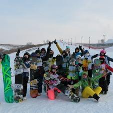 Komandor Camp. Сноуборд и горные лыжи