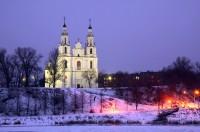 Новогодние каникулы к истокам Белой Руси. Резиденция Д. Мороза.
