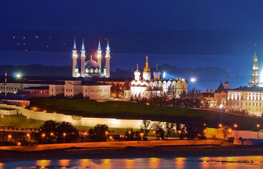 Новогодняя сказка в Казани