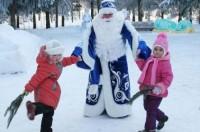 В Новый Год к татарскому Деду Морозу