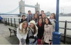 Зимние каникулы в Лондоне