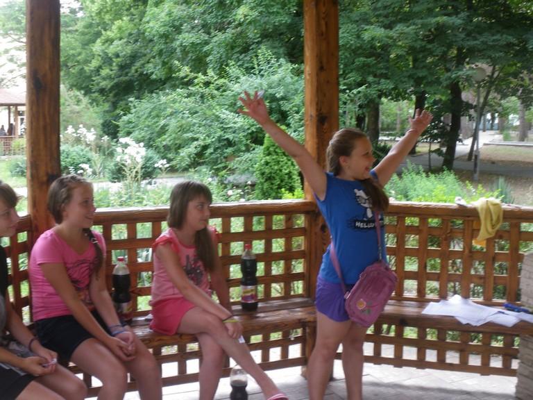 Детский лагерь в торревьехе