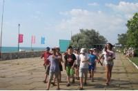 Детский оздоровительный пансионат «Радуга» - Крым, Песчаное