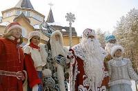 Паровозом к Деду Морозу. Тур для родителей с детьми