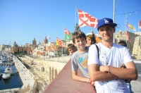 Отдых на Мальте для детей и подростков - международный лагерь Perfect English