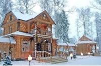 Резиденция Деда Мороза в Беловежской пуще. Для организованных групп школьников, студентов и родителей с детьми.