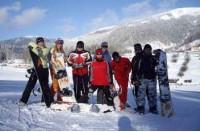 Горнолыжный лагерь SNOW LAND