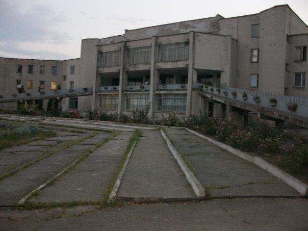 фото сперанца сергеевка санаторий