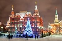 В Москву на ёлку! Сборный тур для родителей с детьми