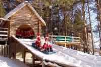 Великий Устюг - вотчина Деда Мороза для детей с родителями