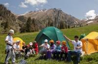 Лагерь Юных Путешественников «КазГео»