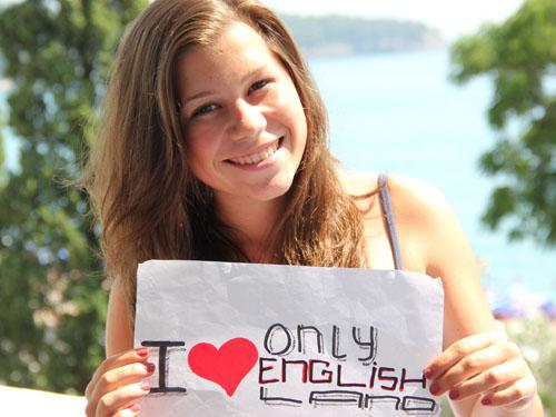 Only English Land