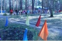 Лагерь Озеро Свято