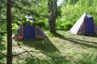 """Огонек-ПМ. Палаточный лагерь """"Турист"""""""