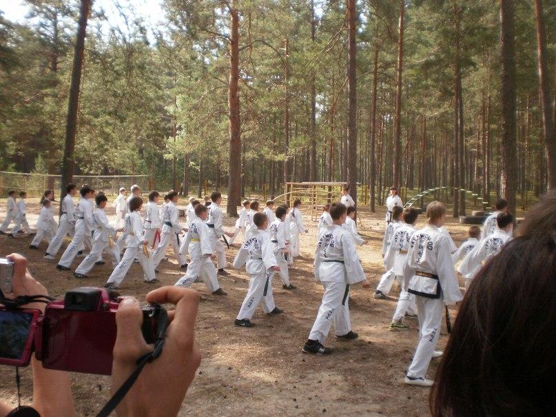зеркальный фото лагерь