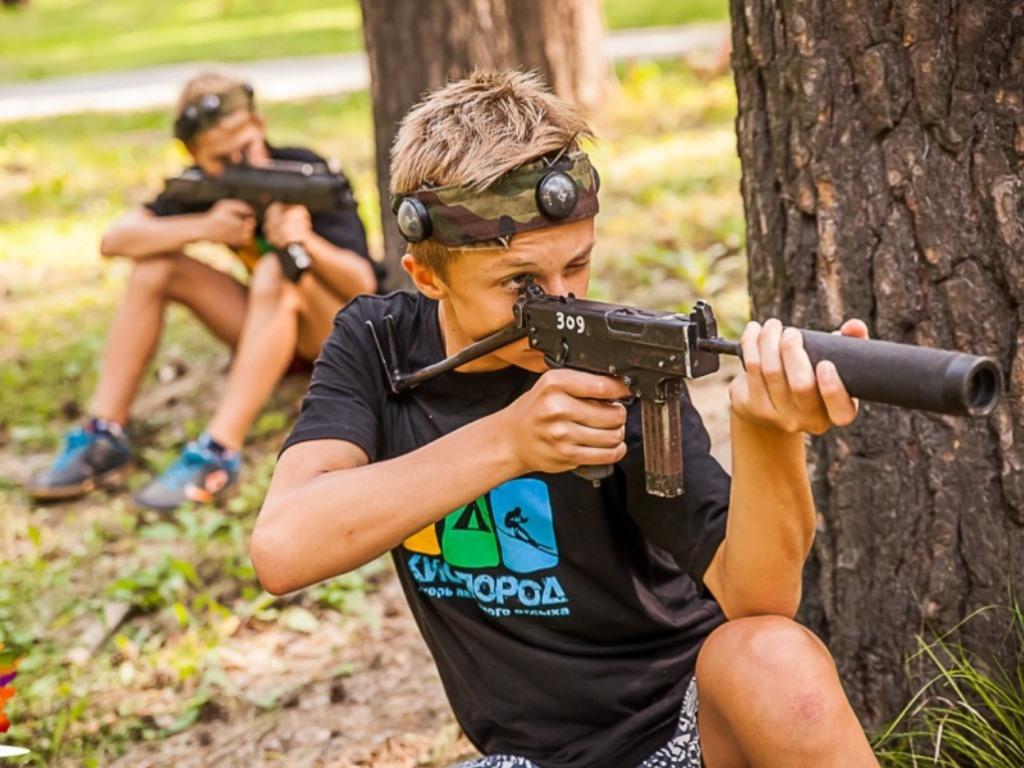 Кислород, лагерь активного отдыха