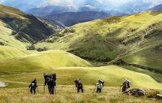 Архыз – жемчужина Кавказа. Робинзонада