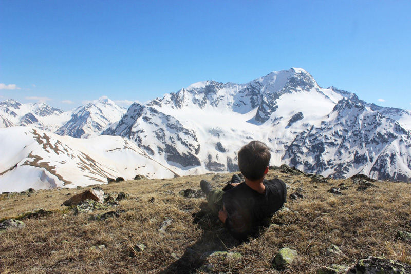 Архыз – жемчужина Кавказа. Семейная программа. Робинзонада