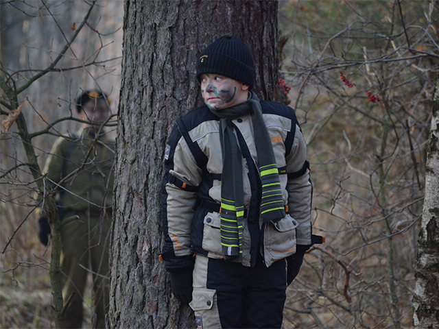 Робинзонада. Курс молодого бойца