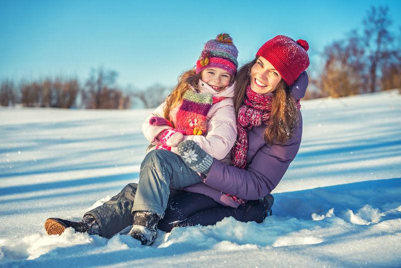 Рождественские праздники. Крымские Мальдивы. Семейная программа