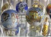 """Новогоднее путешествие в музей """"Фабрика елочных игрушек"""""""