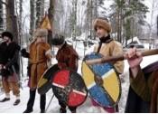 Рыцарский фестиваль в Выборге