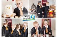 Family English Английский Городской лагерь
