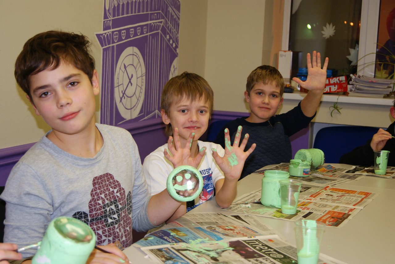 Cool Kids.City camp