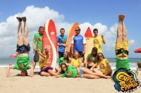 SurfsUpCamp. Серфинг лагерь на Бали