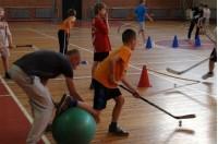 Тренировочный хоккейный лагерь