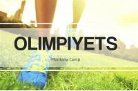 Montana Camp. OLIMP. English+sports