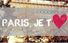Montana Camp. Paris, je t'aime! Французский язык