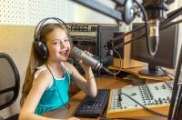 "Радиостанция ""КОНТАКТ"". Школа радио ведущих"