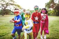 Ревод. Герои и Супергерои