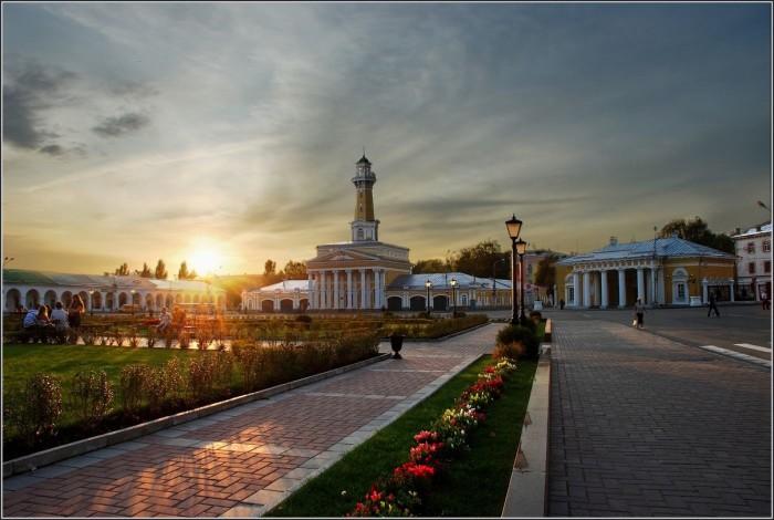 Кид.Travel. Кострома. В гости к Ивану Сусанину