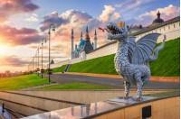 Весеннее путешествие в гостеприимную Казань