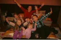 Новогодние каникулы с семьей