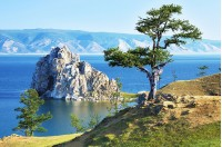 Поход по оз. Байкал: пер. Шумак (целебные источники) и о. Ольхон