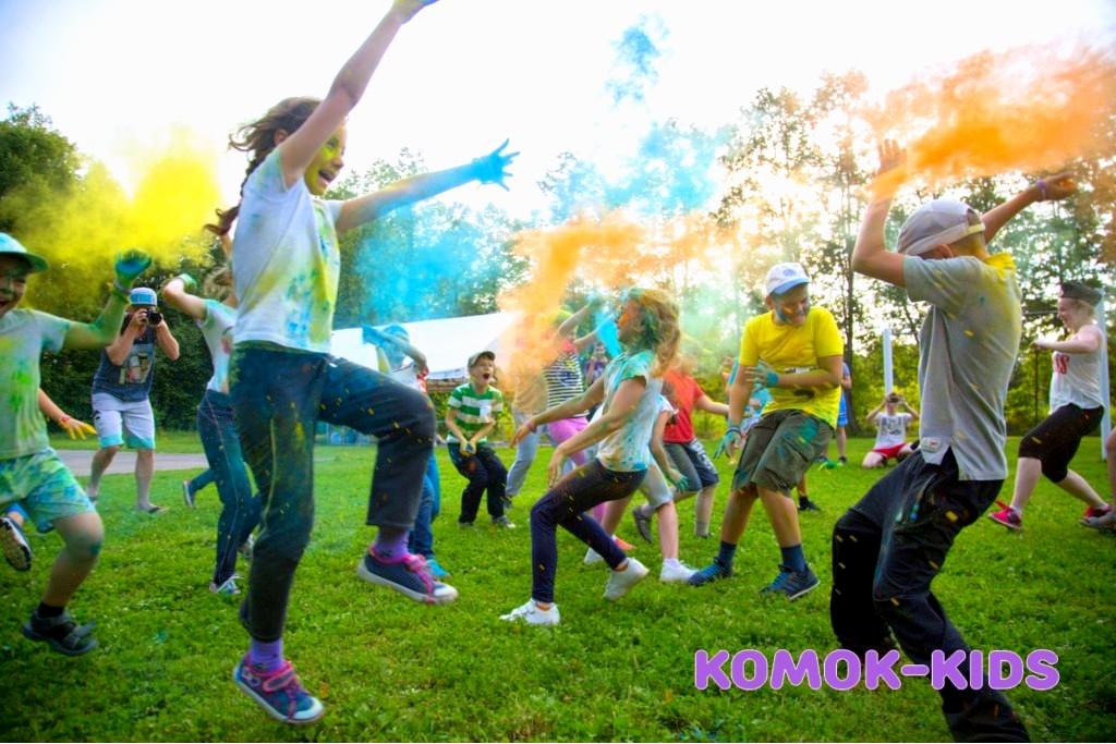 Komok-kids