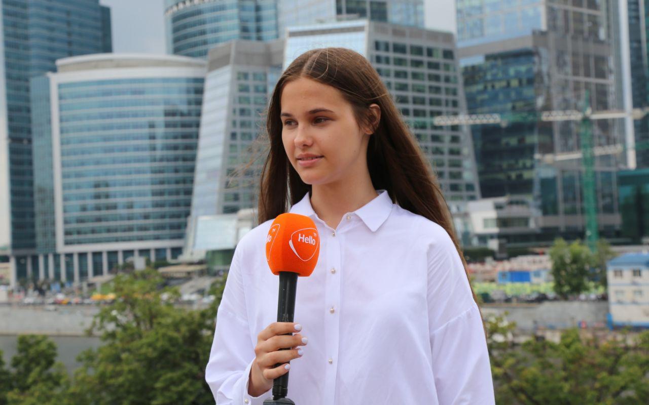 Городской кэмп телеведущих и видеоблогеров Покорители Москвы