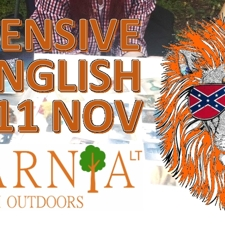 NARNIA English Outdoors