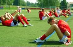 Детский футбольный немецкий лагерь FC Stuttgart