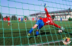 FC Stuttgart Вратарская смена
