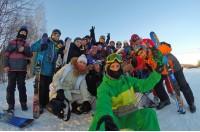 заМОРОЗка - Детский зимний лагерь в Финляндии