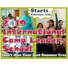 International Camp Leader School