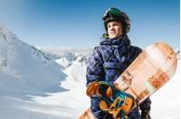 ОЧЕНЬ! Горнолыжный лагерь Снежный Барс